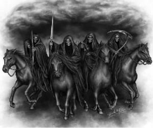 всадники апокалипсиса у