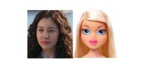 35 Kim Ye-Won dvoinik