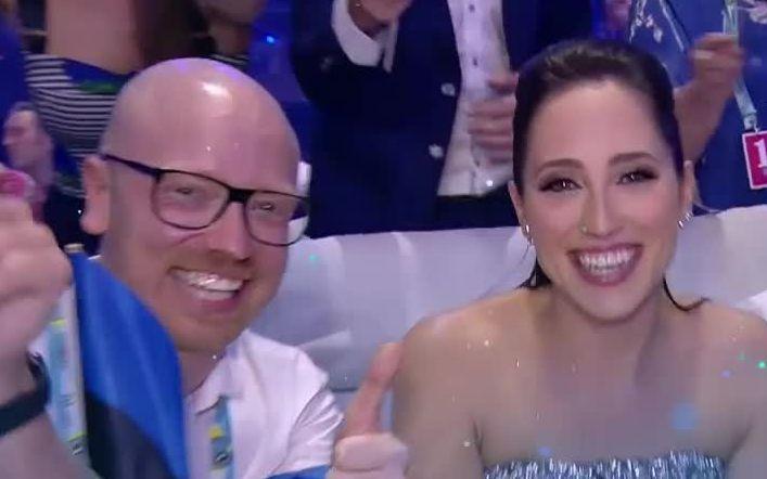 Netta ('Toy' Israel) wins Eurovision Estonia