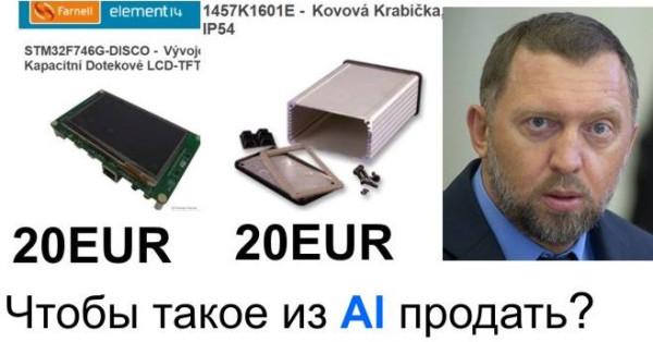 AlBox_STM32_Prices