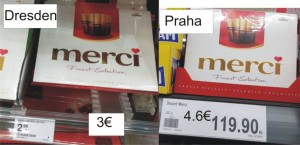 Price Merci Praha-Dresden