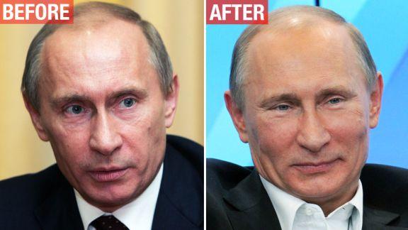 Putin - botoks 7esmall
