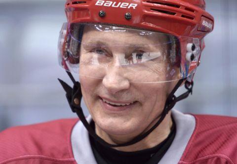 Putin - botoks Hokej - 8edsmall