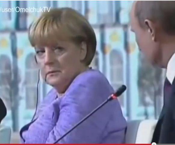 Putin-Merkel 2