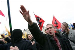 факельное шествие нацистов _natsisty2