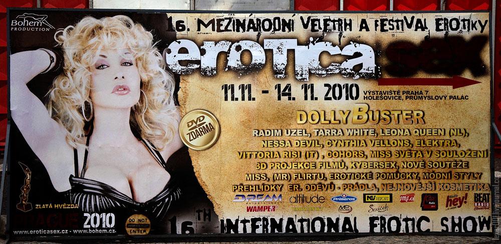 """Ярмарка """"Секс и эротика 2010"""" в Праге (30 фото)"""