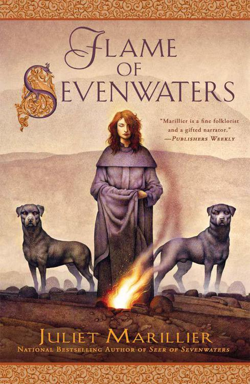 Flame of Sevenwaters cover