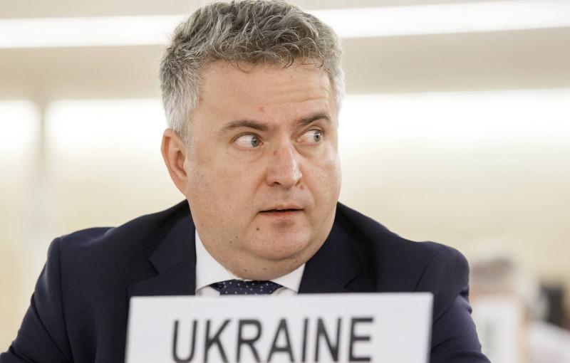 Представитель Украины при ООН Сергей Кислица. фото из открытых источников