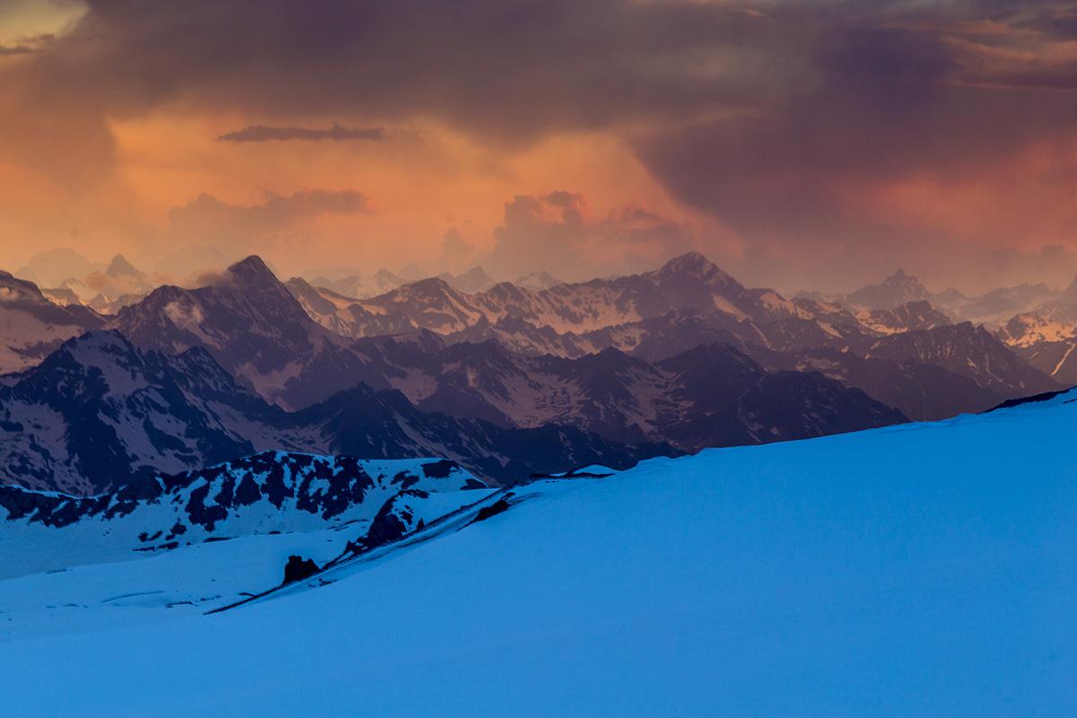 В горы за классными фотографиями!