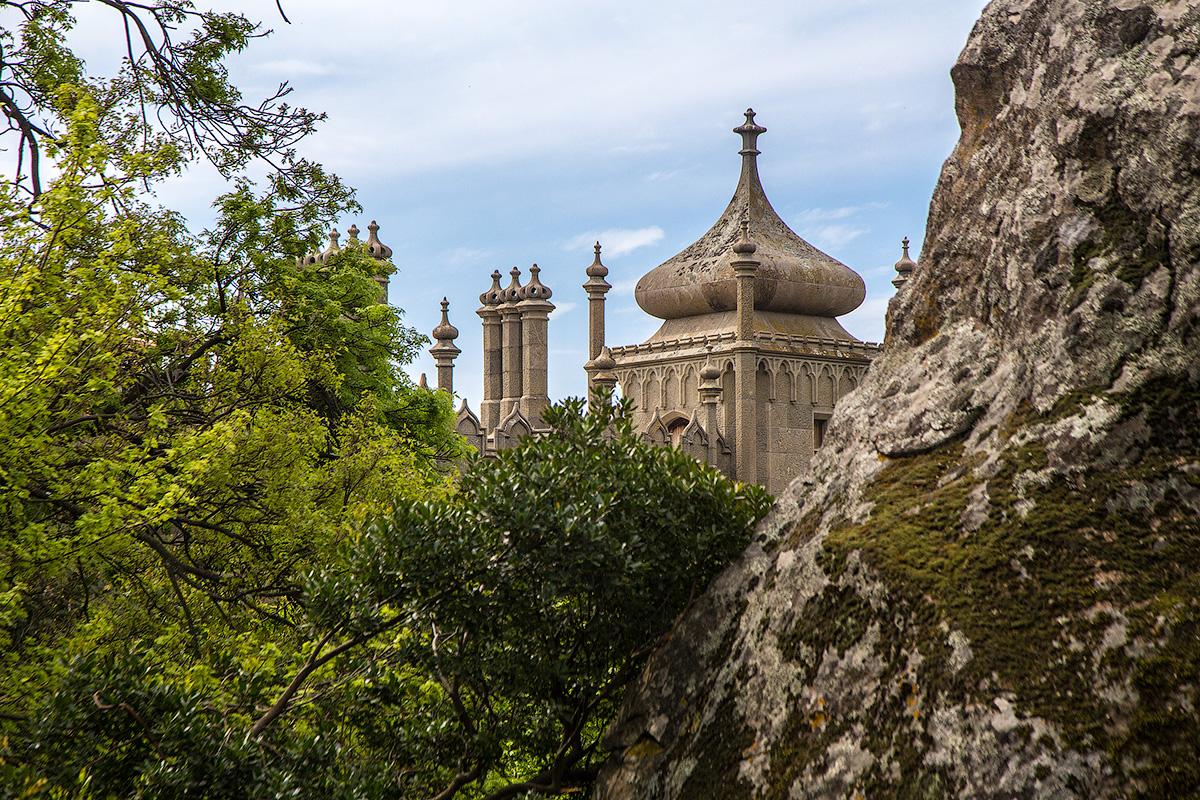 Один из моих любимых дворцов.