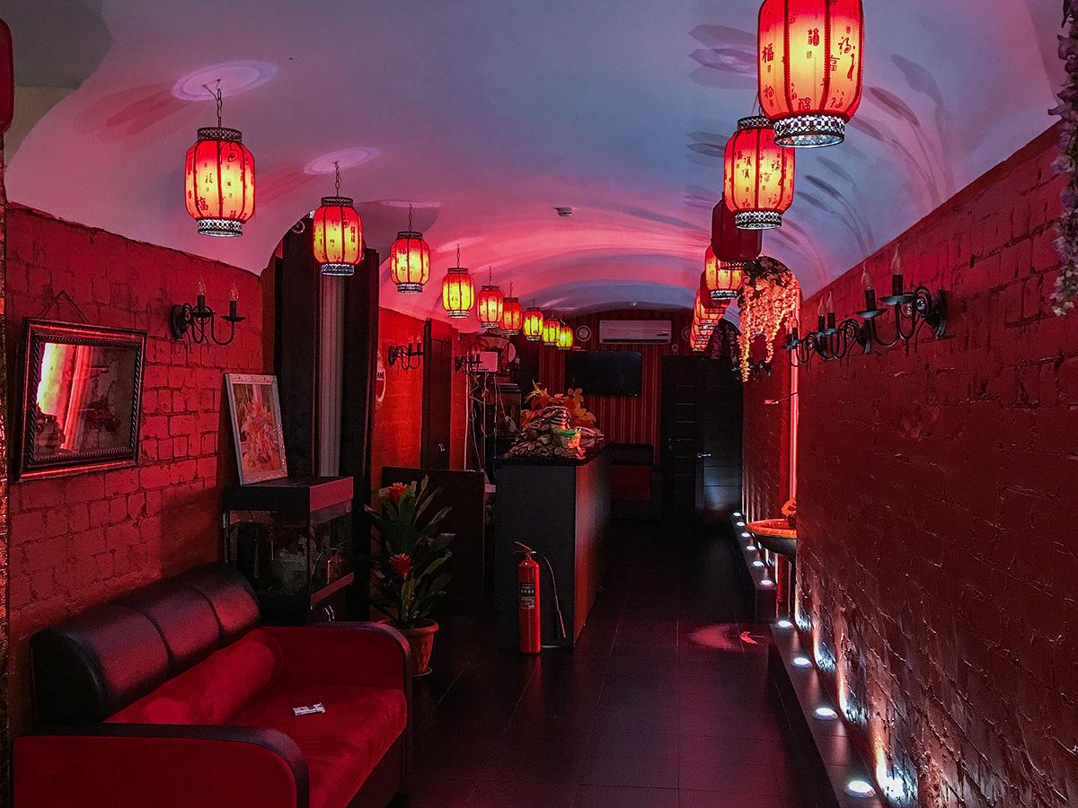 Однажды в китайском ресторане.