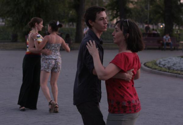 танцы на площади-2