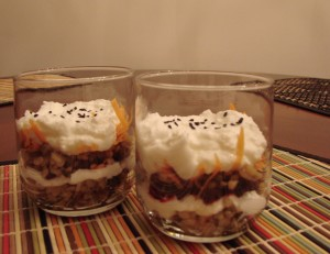 Mung Bean Trifle