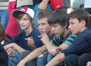 вич подростки