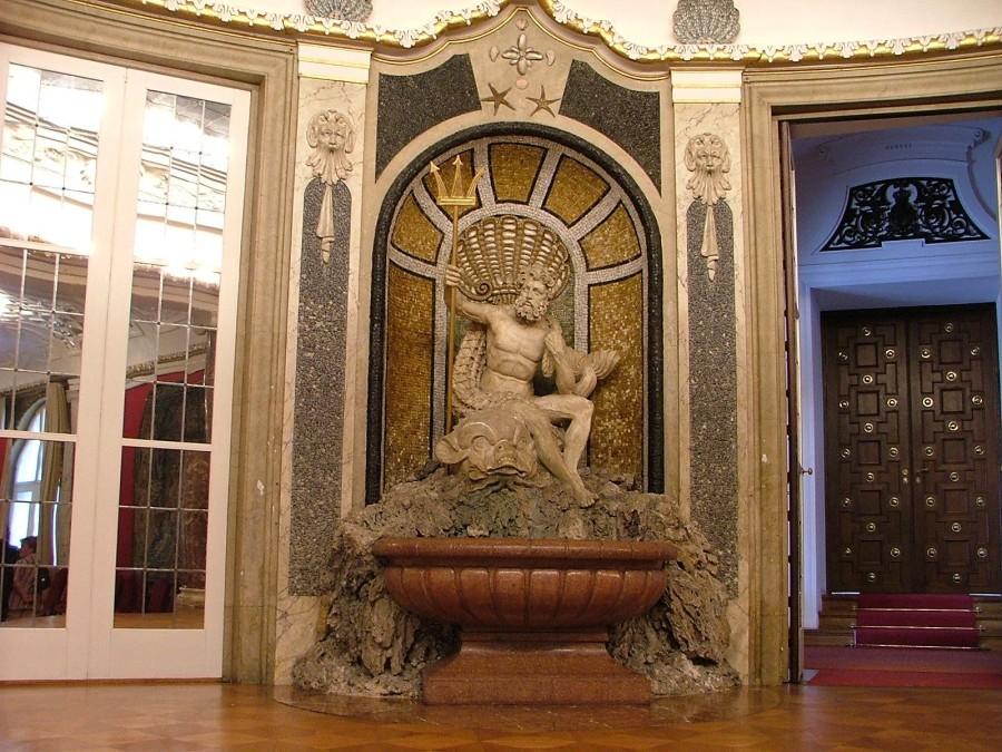 Neptune_Portuguese_Gallery_Schloss_Sigmaringen