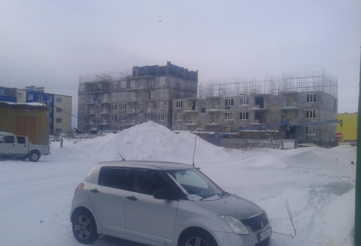 строящийся дом (2)