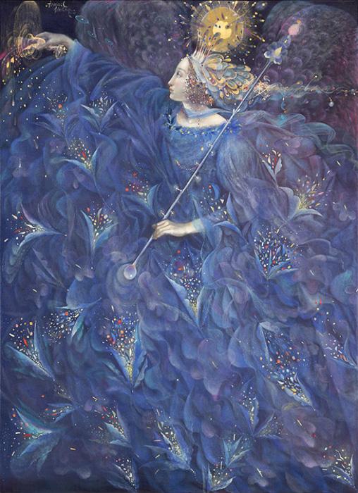 болгарский художник -иллюстратор Анелия Павлова