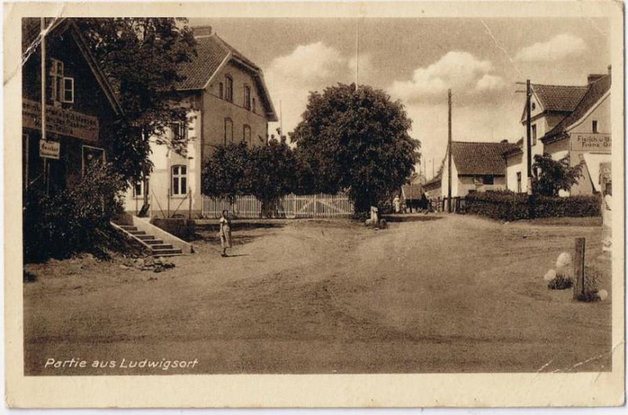 Ludwigsort - Dorfstrasse.jpg