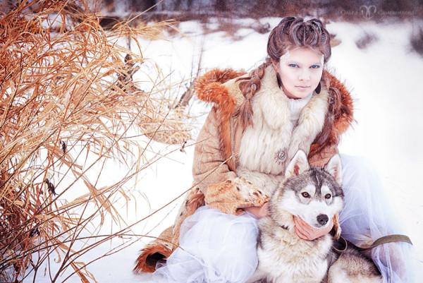 Даша-и-волк