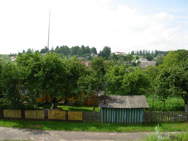 Крево. Вид с холма 3