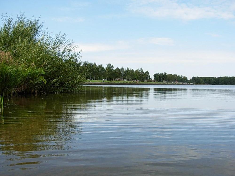 Пейзаж. Водохранилище Дрозды. Минск
