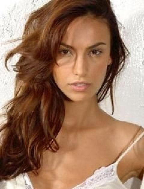 Madalina Ghenea look flawless and before they operate ... Adrien Brody