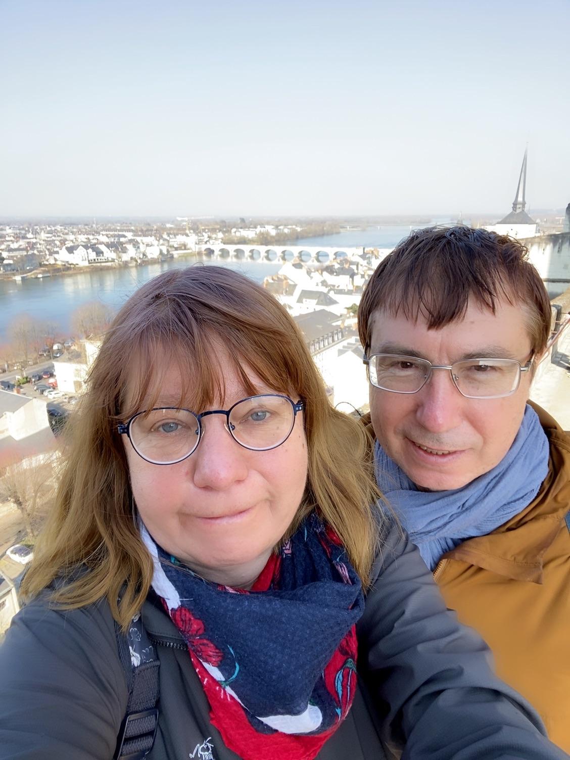 Мы в Saumur