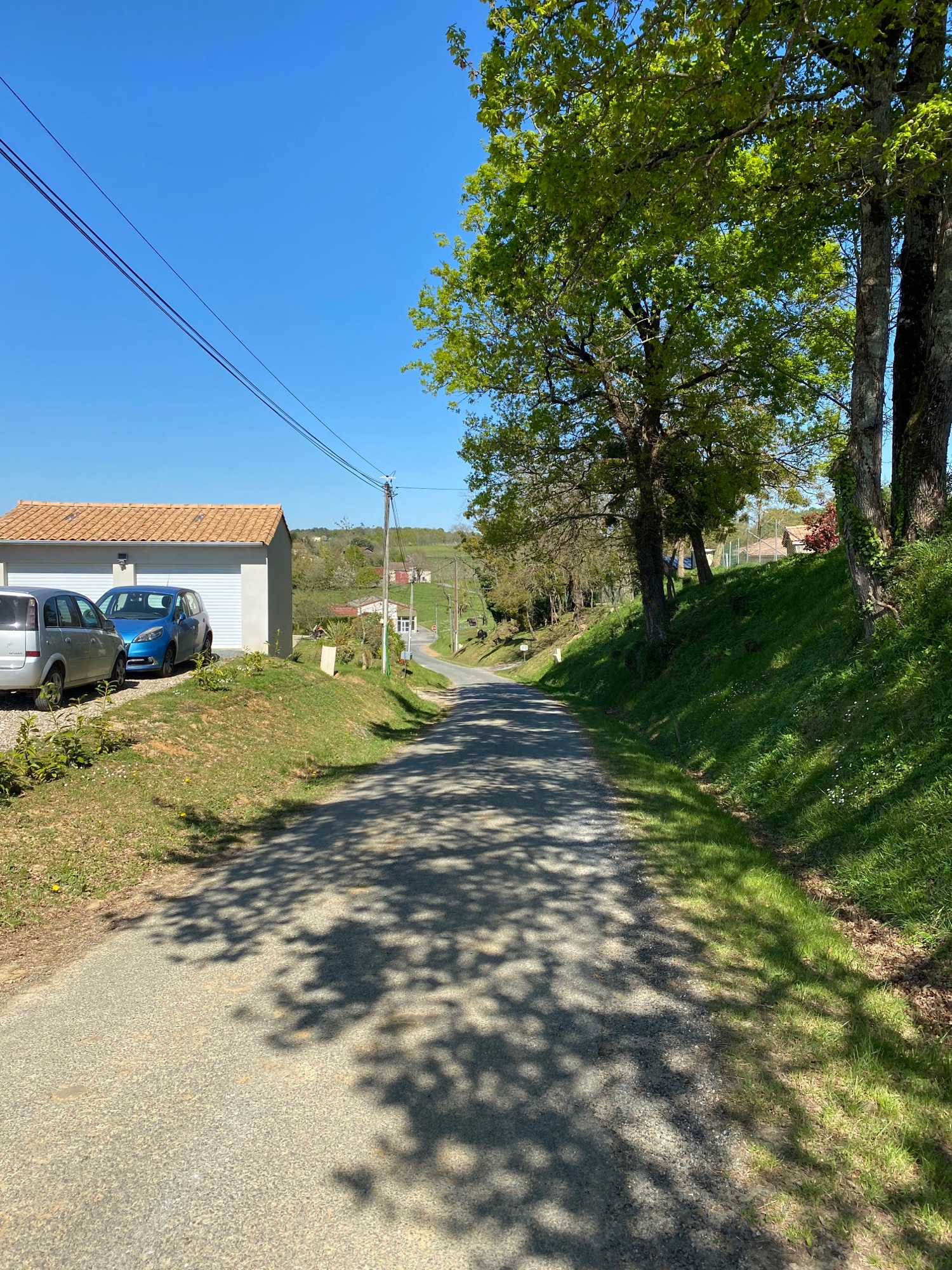 Деревня Saint-Exupery.