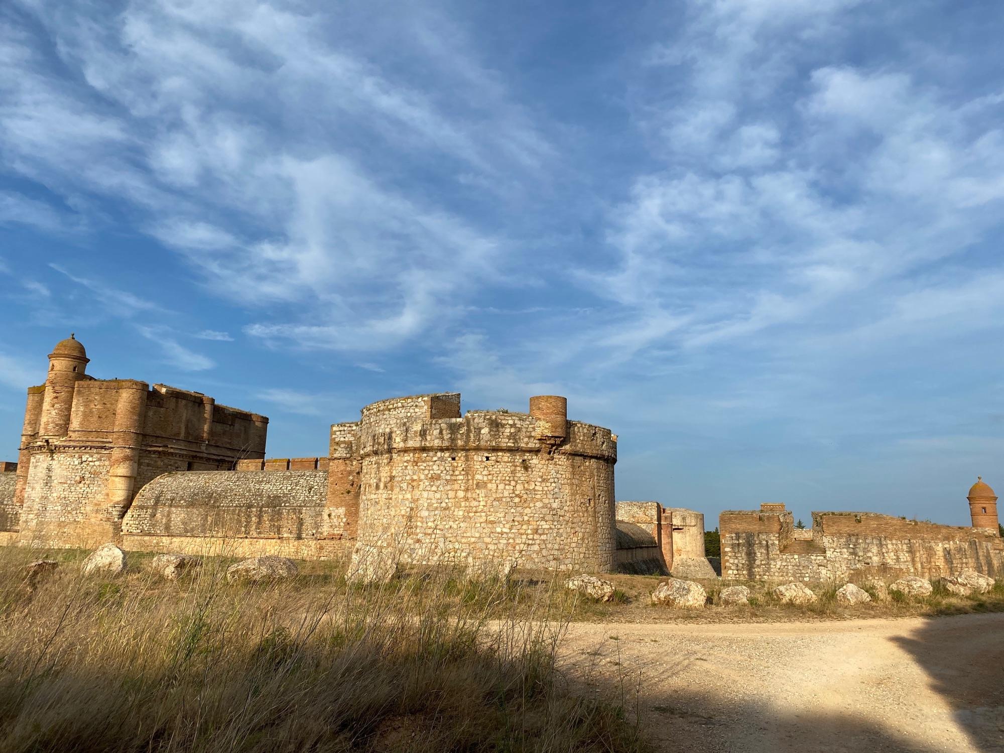 Fortress de Salines