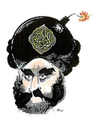 muhammed cartoon
