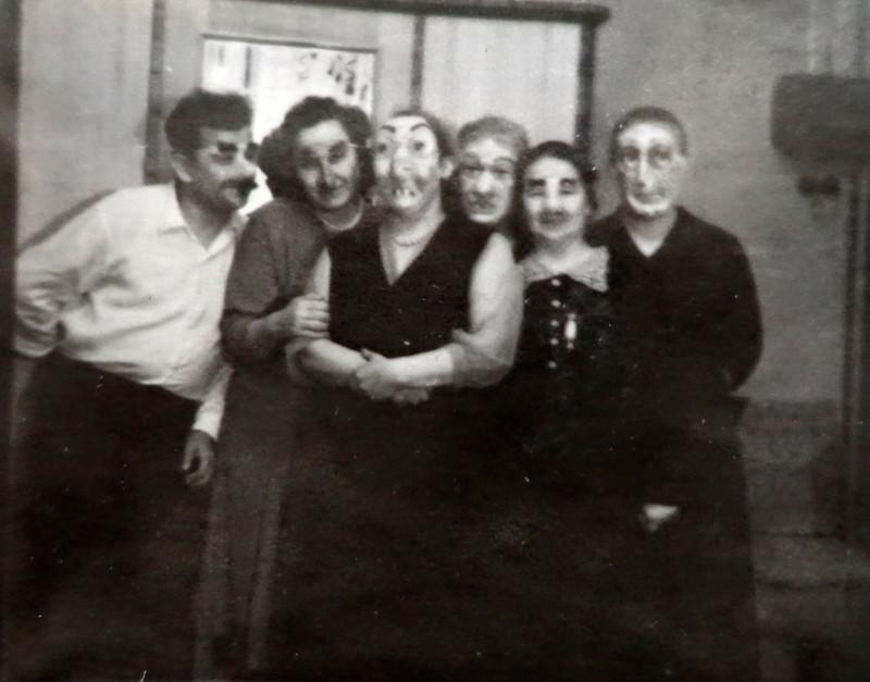 Новый год 60 лет назад