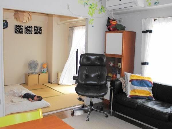 Дизайн интерьера по-японски: взгляд изнутри