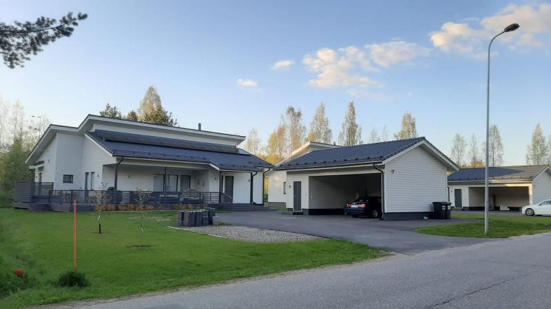 Строительство дома в Финляндии. Выбор участка.