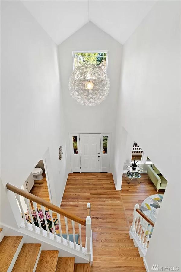 Еще один дом в США, Байнбридж-Айленд