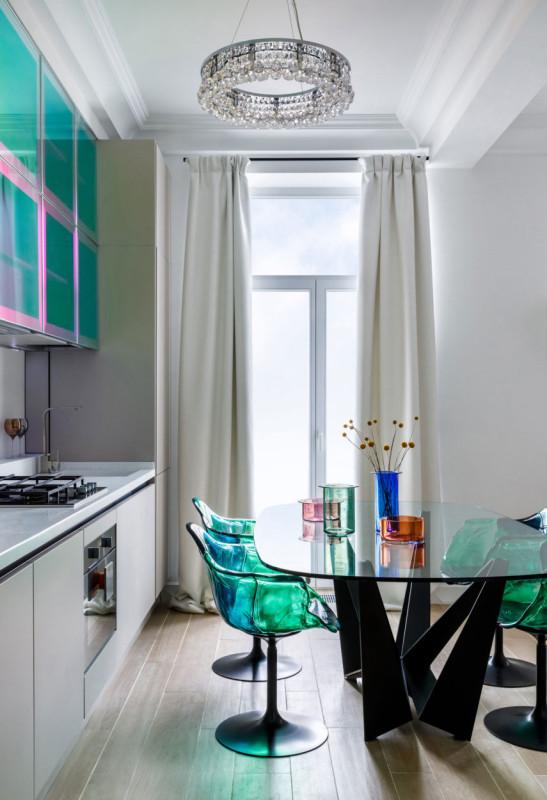 Интерьер квартиры 55 кв. м от Дианы Балашовой