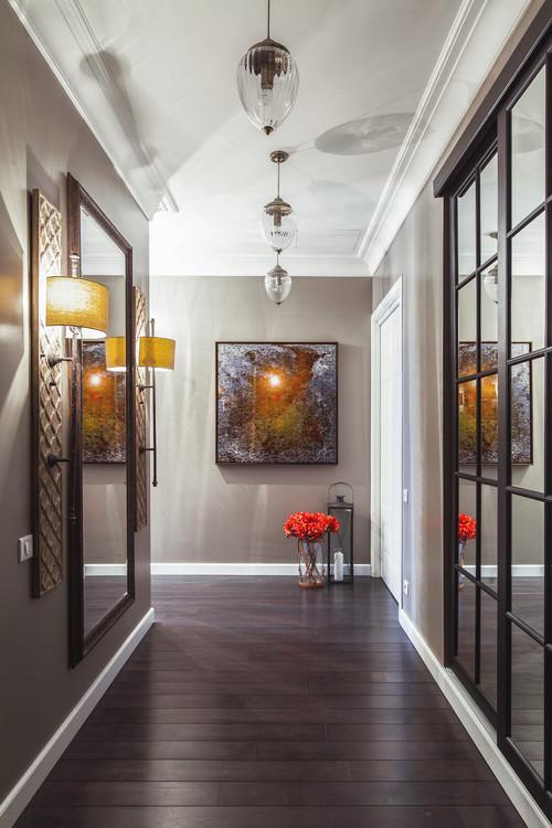 Фотоохота: 100 решений — обои для прихожей и коридора