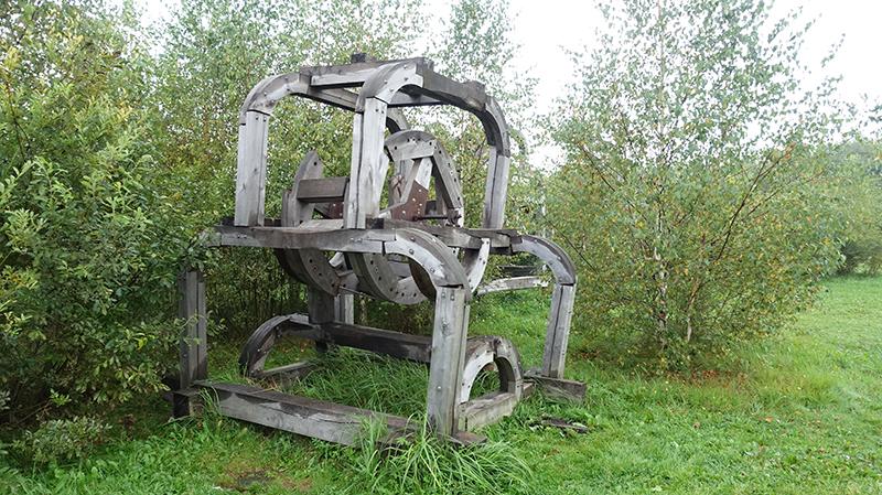 Путешествие: арт-парк Никола-Ленивец
