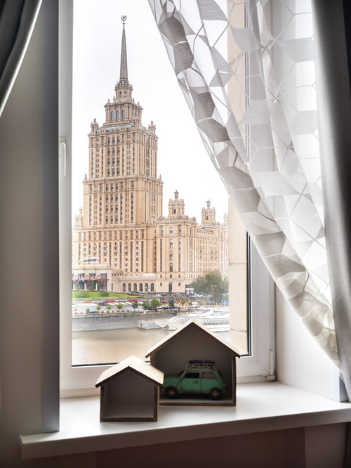 В гостях: Максим Виторган сделал ремонт в квартире мамы