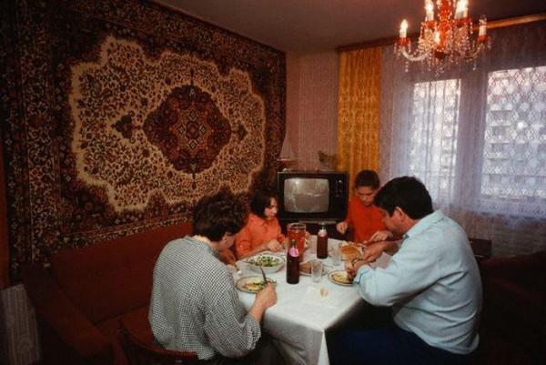 Дизайн интерьера в России. Часть 1