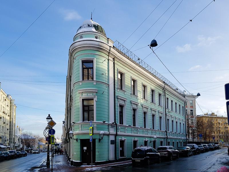 Дом Булошникова