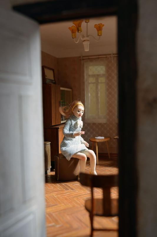 Румбокс: советская гостиная для молодой дамы