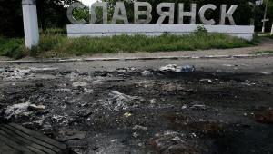 2014.06.08 - Славянск