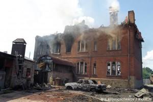 2014.06.08 - Славянск, памятник архитектуры