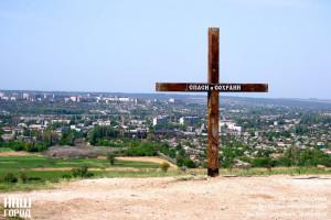 2014.07.04 - Славянск, спаси и сохрани