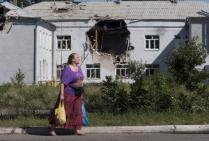 2014.08.05 - Луганск