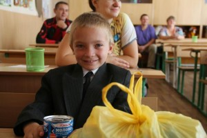 2014.09.01 - Луганск
