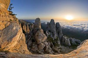 Крым, горы