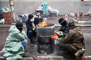 12.04.2014 - Славянск