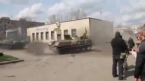 16.04.2014 - БМД дрифт ( Cлавянск )