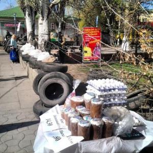 2014.04.18 - Славянск пасхальный